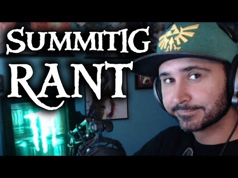 THE SUMMIT1G RANT // SEA OF THIEVES - My opinion on his opinion. Opinionized.