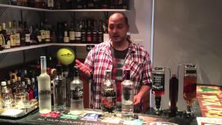 Episode 5 - Home Bar Alcohol Essentials: Vodka