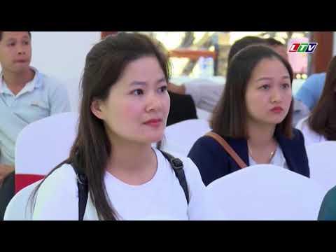 Ấn tượng hội thi Phòng chống tác hại thuốc lá ngành Y tế Lai Châu