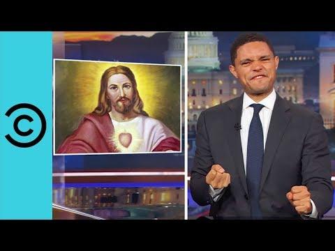 If Jesus Spoke Like Trump | The Daily Show