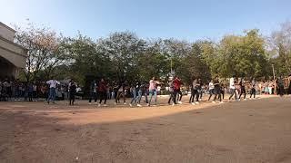 SHRUTHI'19 | CBIT | Flash Mob | Cbcc