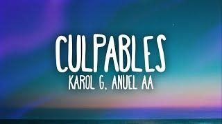 Karol G, Anuel Aa - Culpables