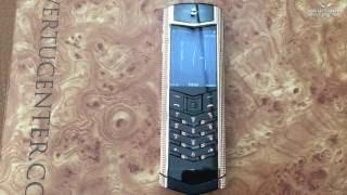 [Vertu Center] Hướng dẫn thay đổi cấu hình điện thoại Vertu