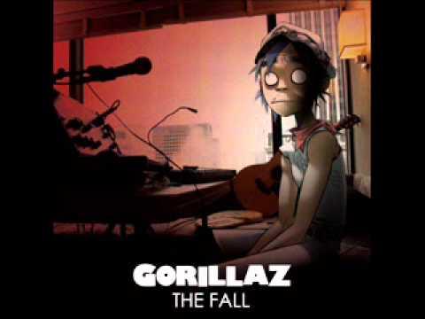 gorillaz - Hillbilly man