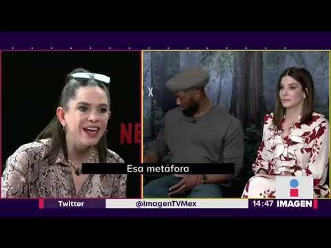Entrevista a Sandra Bullock por su nueva película BIRD BOX | Noticias con Yuriria Sierra