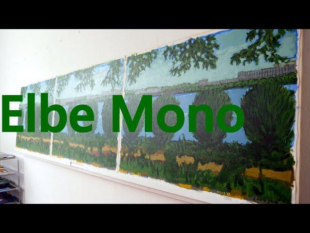 Elbe Mono Timelapse