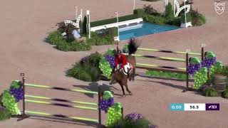 Steve And Bianca Take The Win In #Tryon2018