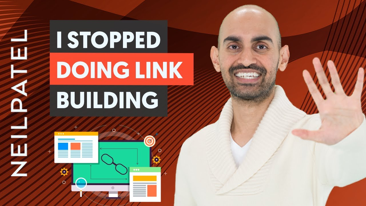 Why I Stopped Doing Link Building And Should You Too