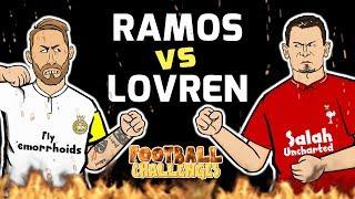 Download Video 🔥RAMOS vs LOVREN: Football Challenges!🔥 MP3 3GP MP4