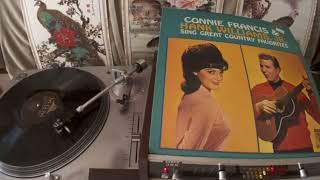 Connie Francis & Hank Williams Jr. - No Letter Today