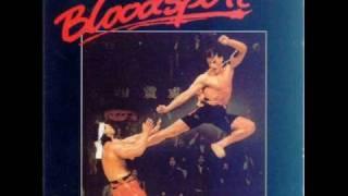 Bloodsport Samoan Balls [Soundtrack]