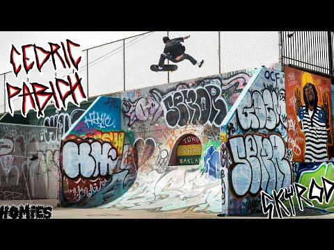 """Image for video Cedric Pabich's """"Skyrod"""" Homies Part"""