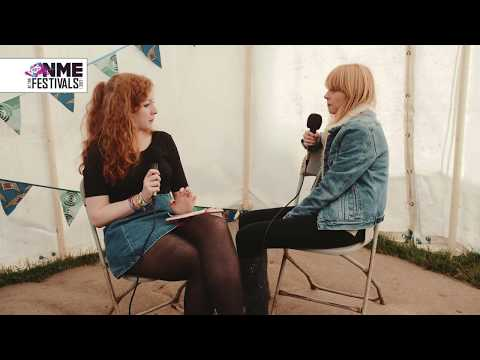 Lucy Rose Interviewed At Bestival 2017