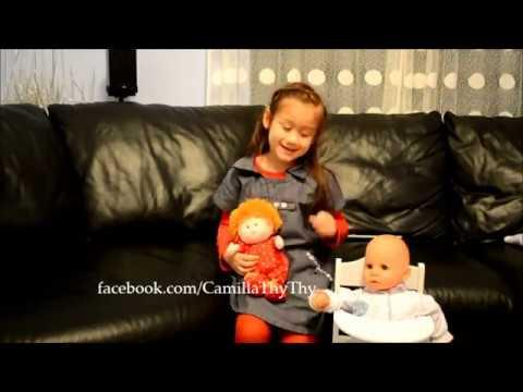 Camilla ThyThy : Hát hò về chuyện trường lớp và em bé