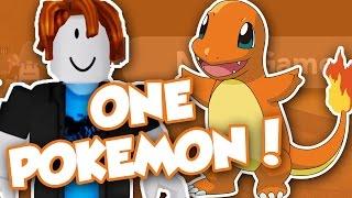 BEATING THE GAME WITH ONE POKEMON!!! Part 3 / Pokemon Brick Bronze