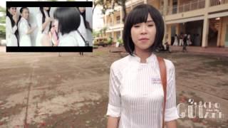 Khởi My - Hậu trường MV Gửi Cho Anh