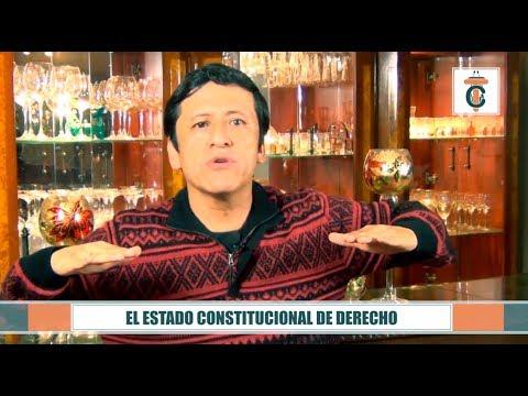 El Estado Constitucional de Derecho - Tribuna Constitucional 53