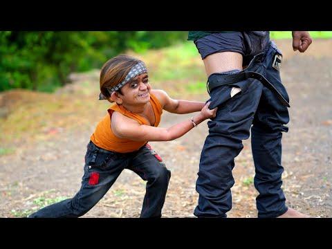 "CHOTU Bad Boy |"" छोटू बैड बॉए"" Chotu Comedy khandeshi Comedy"