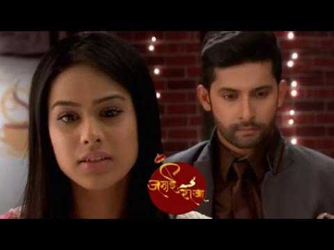Jamai Raja 5th March 2015 EPISODE | Siddharth THROWS Roshni OUT OF his LIFE