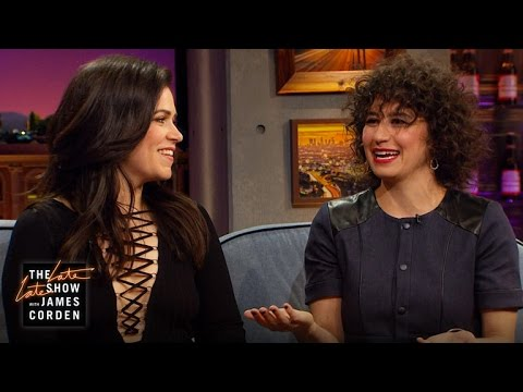 How Blake Griffin Ended up Nude on Broad City