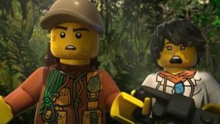 Průzkum Džungle - LEGO City  - Džungle rachotí   Část 1.