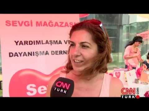 Doğan TV Center'da Gönüllülük Panayırı Kuruldu. [CNN TÜRK Video]