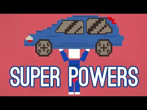 SUPERPOWERS YOU DIDN'T KNOW YOU HAD!!