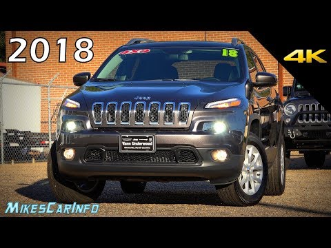 2018 Jeep Cherokee Latitude Plus 4×4 – Ultimate In-Depth Look in 4K