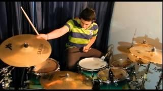 Luis Vargas - Para todos todo - Doctor Krapula (Drum cover)