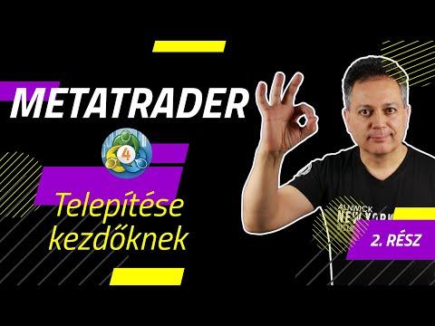 Online tőzsde kezdőknek  - Hogyan telepítsd a Metatrader 4 et helyesen  2. Rész