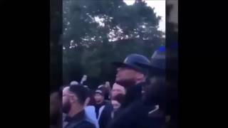 """La Police Arrêtte Le Tournage Du Clip """"oh Bah Oui"""" De Lacrim Ft Booba"""