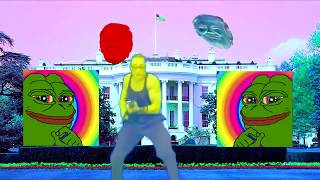 Yung Gravy - 1 Thot 2 Thot Red Thot Blue Thot  (prod. Dollie) [UNOFFICIAL MUSIC VIDEO]