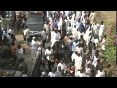 Day:3 Procession in Zaria Marking Az-Zahra(SA)'s birthday