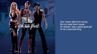 3LW: 06. Good Good Girl (Lyrics)
