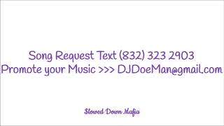 Ty Dolla Sign Drugs Ft Wiz Khalifa Slowed Down Mafia @djdoeman