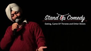 How TV Shows Screw Up Your Dating LifeStand Up ComedyVikramjit Singh