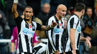 Newcastle destroy Preston 6-0 to ease in the EFL Cup 1/4 Final - Oct (16/17)