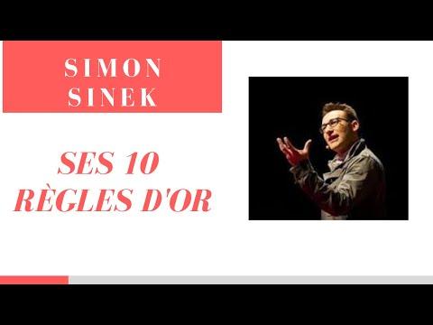 Vidéo de Simon Sinek
