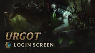 Urgot   Login Screen - League of Legends