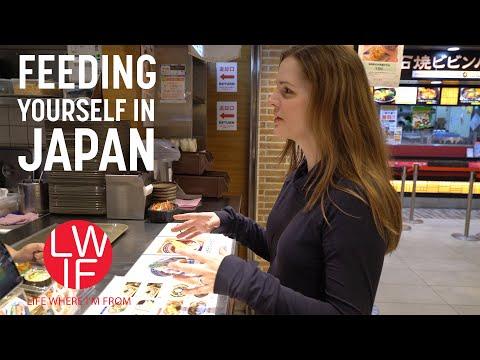 Jak se najíst v Japonsku bez japonštiny?