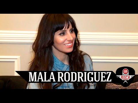 Mala Rodriguez video Entrevista Argentina - CM Rock 2016