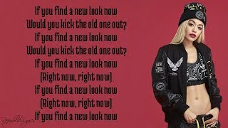 Rita Ora - New Look (Lyrics)