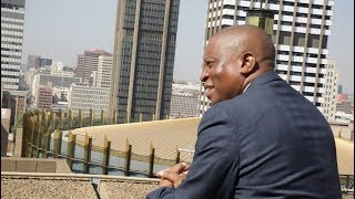 In conversation with Herman Mashaba