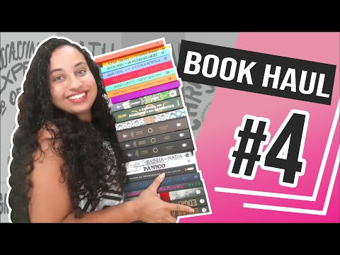 MEGA BOOK HAUL ? 22 Livros novos para estante | Karina Nascimento | Paraíso dos Livros #Darkside