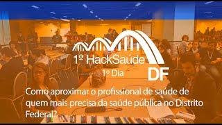 Hacksaúde DF premia equipes vencedoras do Desafio da Saúde no DF