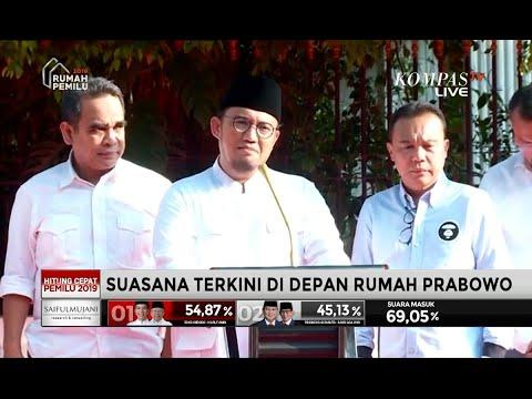 Ada Bentrokan di TPS Madura, BPN Prabowo-Sandi Minta Pendukung & Relawan Tetap Tenang