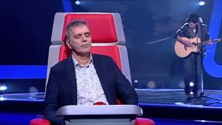 "André Carneiro - ""Cannonball"" Damien Rice - Provas Cegas - The Voice Portugal - Season 2"