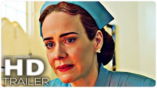 RATCHED Official Trailer #2 (2020) Sarah Paulson, Mystery Series HD