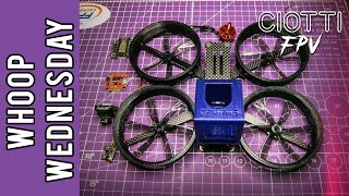 Whoop Wednesday - FPV Cycle Cinesplore Setup - Tiny Whoop Madness