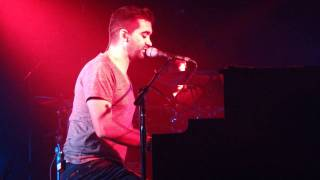 Aaron Shust Live:  My Savior My God + My Hope Is In You (Mankato, MN- 10/9/11)